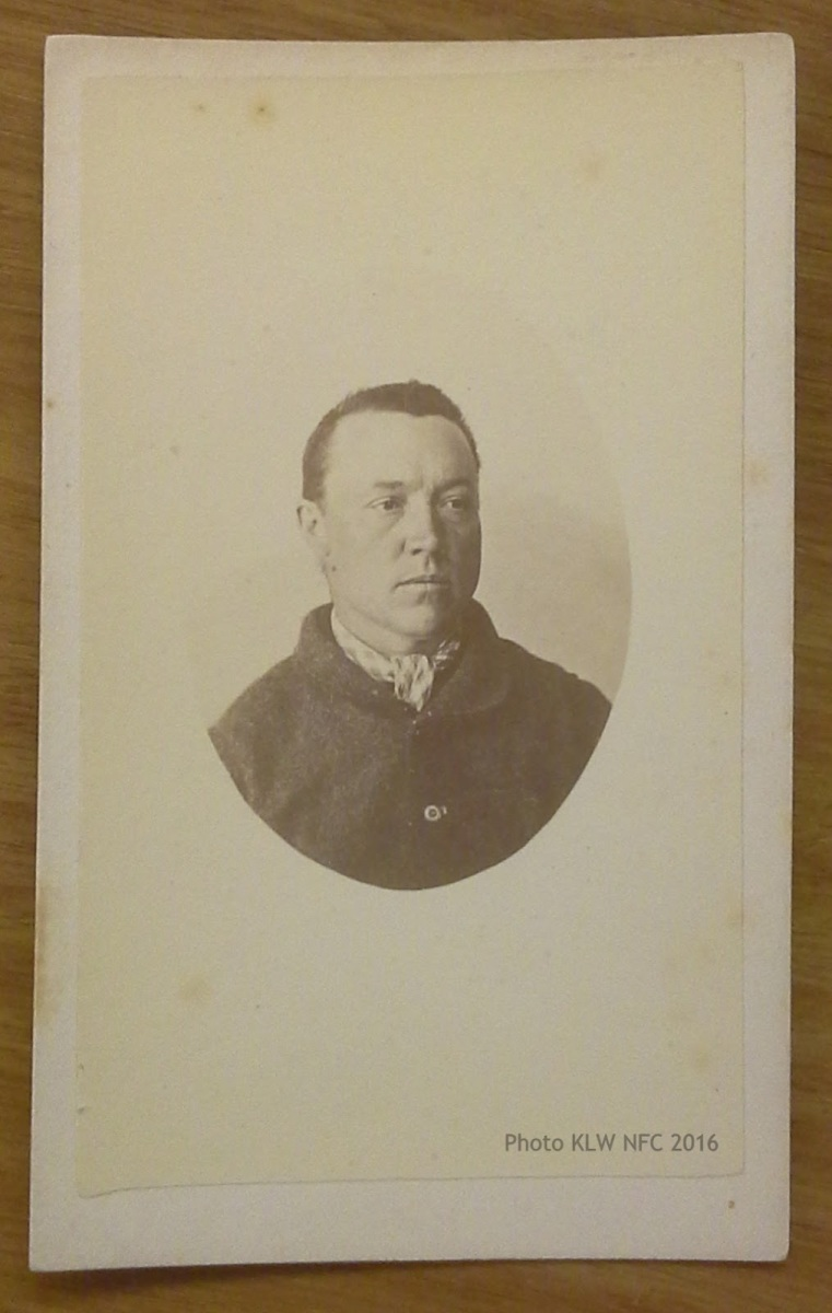 Prisoner Thomas JEFFRIES, aka five-fingered Tom