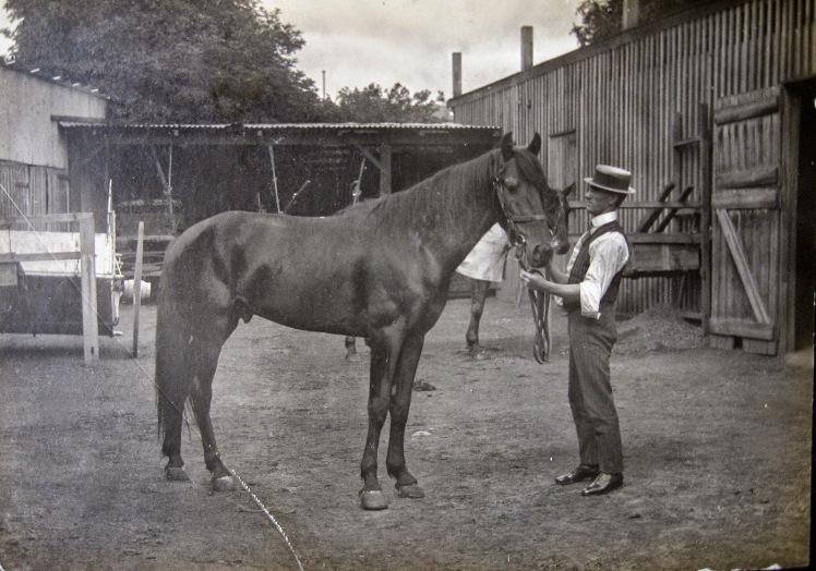 Albert E. Nevin 1917