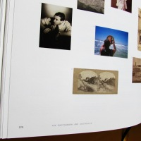 Nevin's photographs at the Art Gallery NSW exhibition 2015