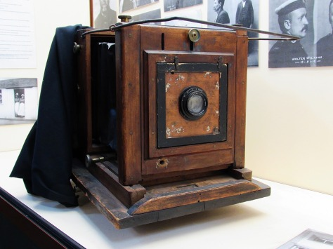 Marion camera at Hobart Gaol