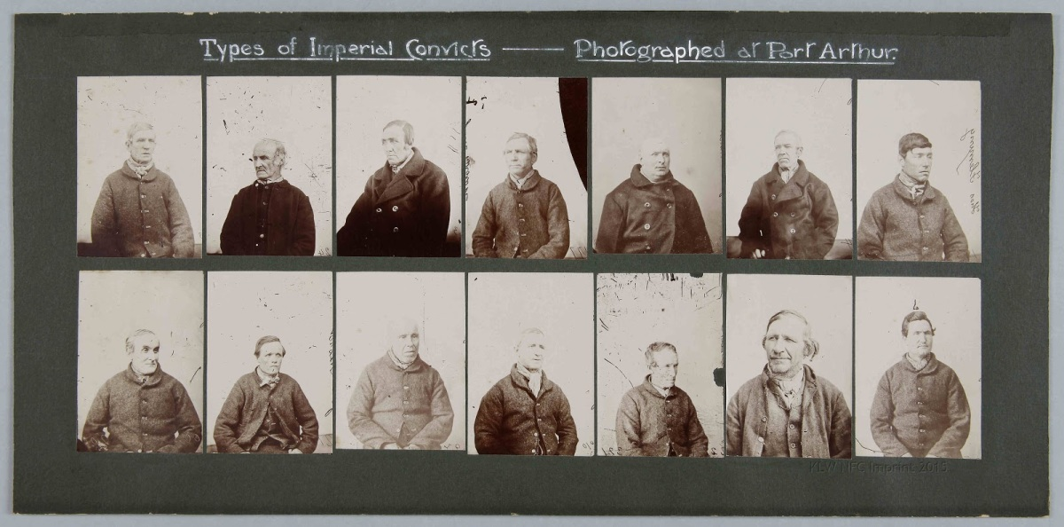 Prisoner Cornelius GLEESON 1873 and 1916