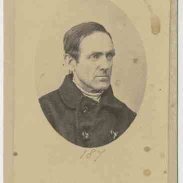 Prisoner George Fisher per Streathaden