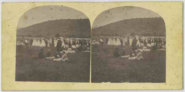 Terpsichoreans at New Norfolk December 1867 or Rosny ,May 1868