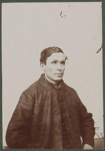 Prisoner James BRADY