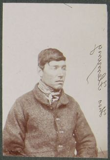Prisoner Thomas FLEMING