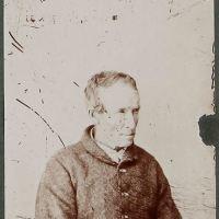 Thomas Nevin's glass plates of prisoners 1870s
