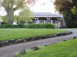 Caldew, former home of John Woodcock Graves, West Hobart, Tasmania