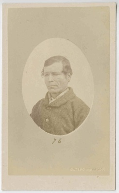 Prisoner James MERCHANT
