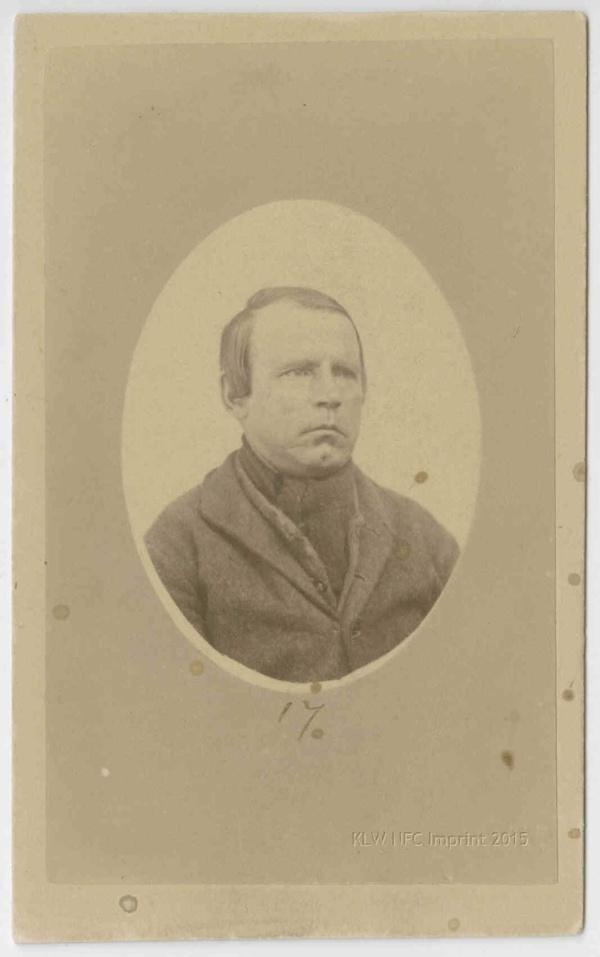 Prisoner William HARRISON