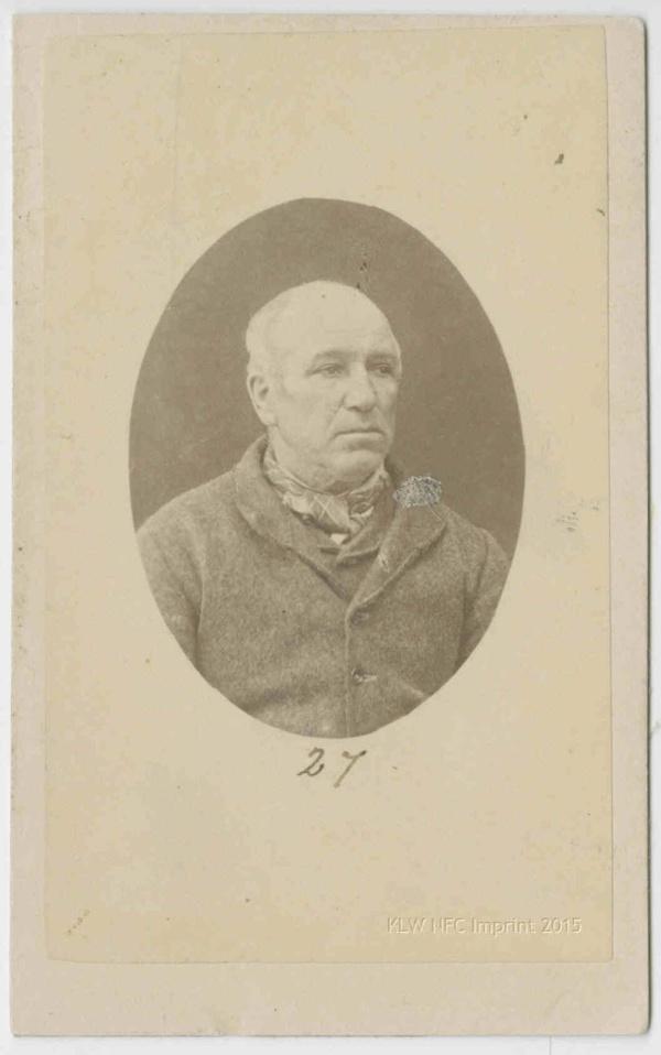 Prisoner Cornelius HESTER