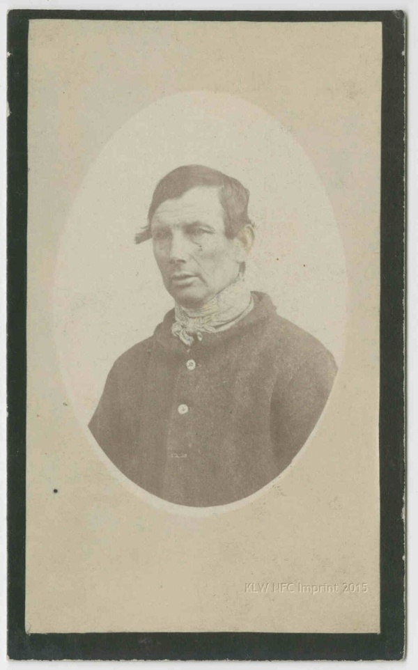 Prisoner Job SMITH alias William CAMPBELL alias BRODIE