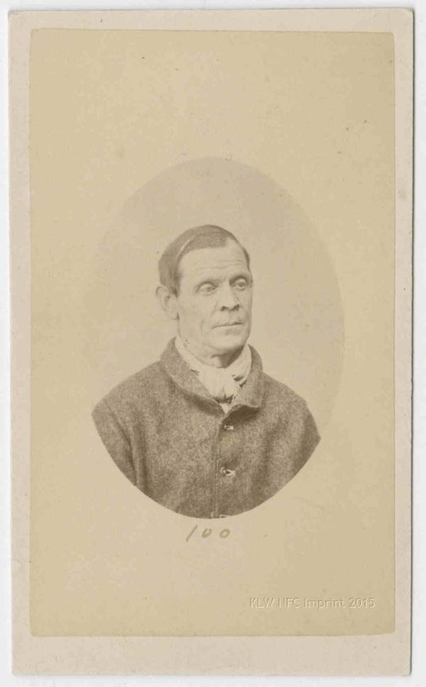 Prisoner William PRICE