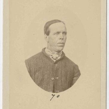 Prisoner John NOWLAN alias DOWLING