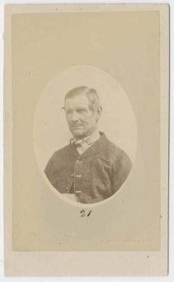 Prisoner Alfred DORAN