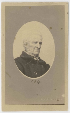 Prisoner William SAYER or SAWYER