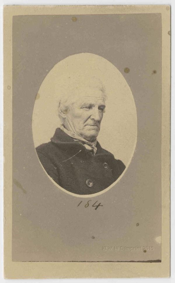 Prisoner William SAYER or Sawyer