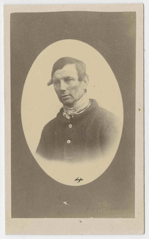 Prisoner William CAMPBELL aka Job SMITH
