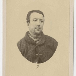 Prisoner James GLENN,
