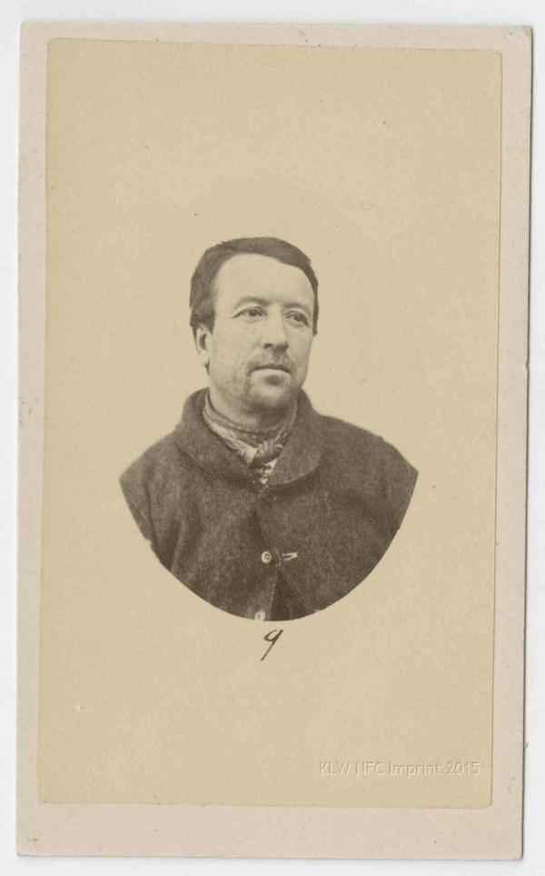 Prisoner James GLENN