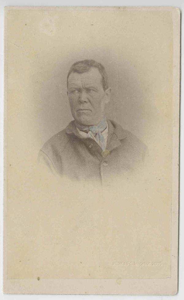 Prisoner John BRITTON or BRITTAIN