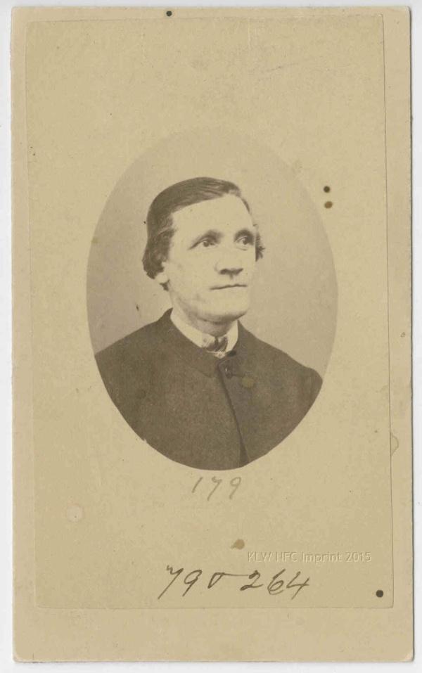 Prisoner George GROWSETT