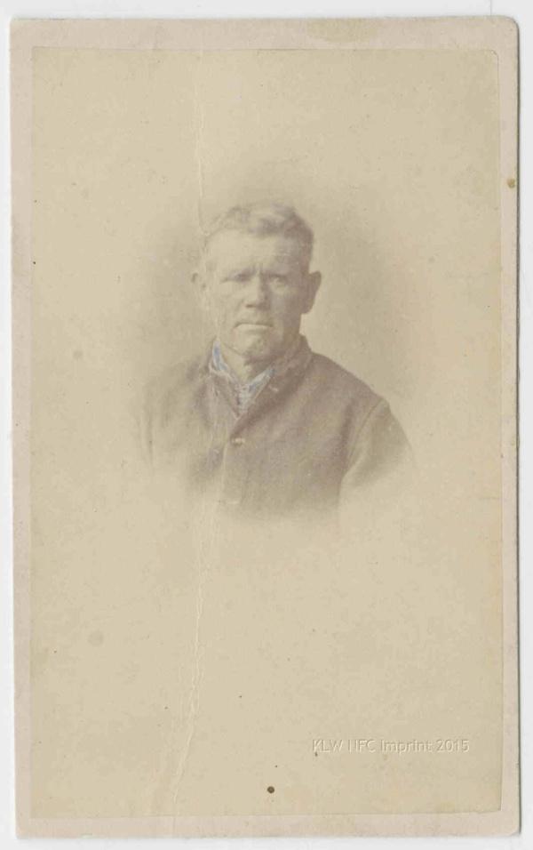 Prisoner David CLARK