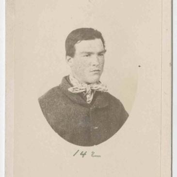 Prisoner Henry CLABBY