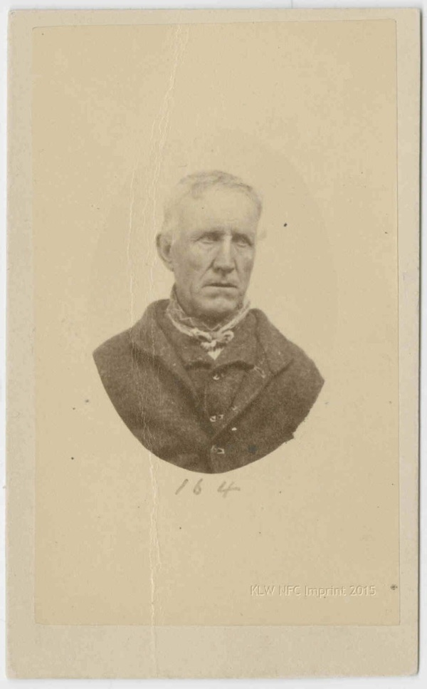 Prisoner Thomas WOOD