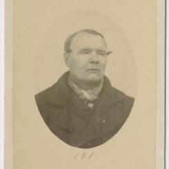 Prisoner John WHITE