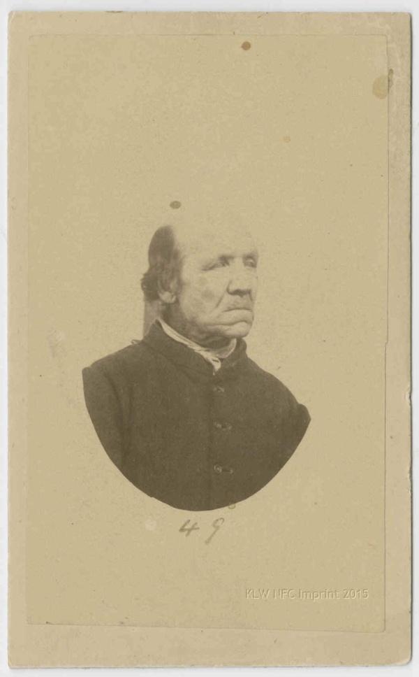 Prisoner Thomas OWENS