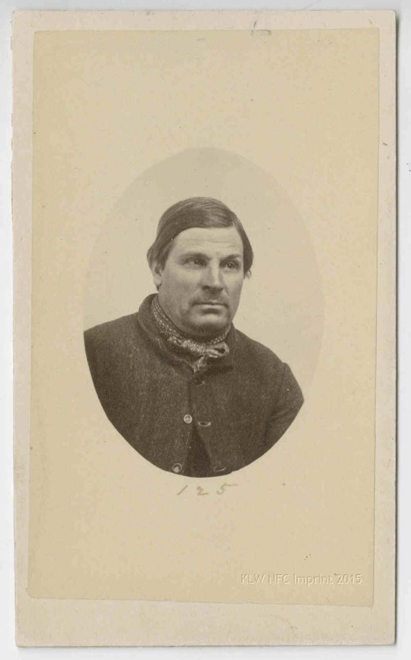 Prisoner James HARRISON