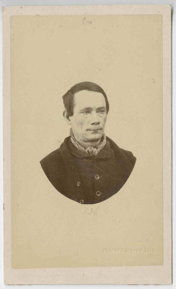 Prisoner James ROGERS
