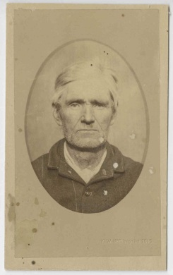 Prisoner John WILLIAMS