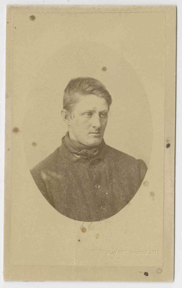 Prisoner John GREGSON