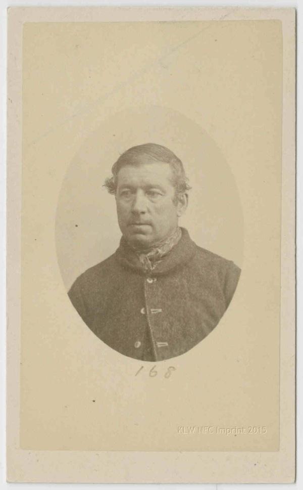 Prisoner Hugh McCULLUM