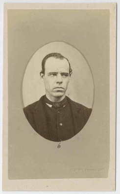 Prisoner SEWELL, William TMAG Ref: Q15573 Photographer: Thomas J. Nevin