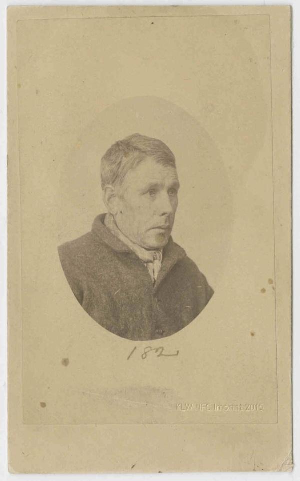 Prisoner John FITZPATRICK