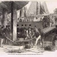 Captain Edward Goldsmith and the gold mania of the 1850s