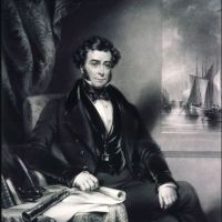 "Joseph Somes, Captain Edward Goldsmith and the ""Angelina"" 1844-46"