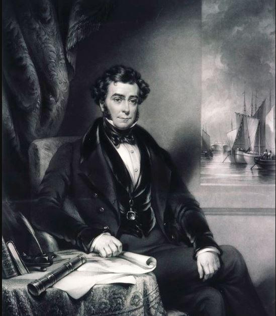 Shipowner Joseph Somes