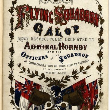 Flying Squadron Galop
