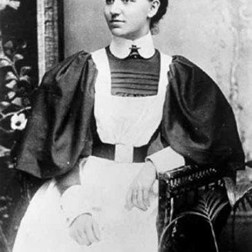 Nurse Elsie Cameron
