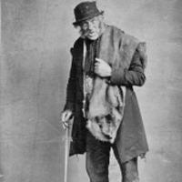 Thomas Nevin, his studio carpet, and pauper William Graves