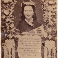 Elizabeth Rachel Day's album opener 1860s