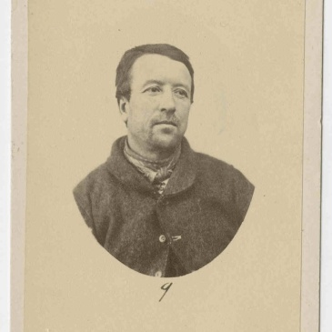 Prisoner James Glen 1874