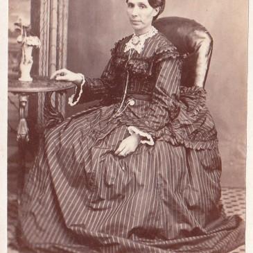 Elizabeth Allport nee Ritchie 1875