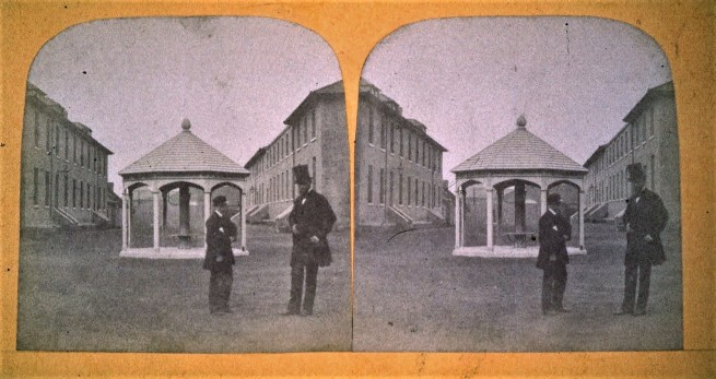 Jack Nevin at the Hobart Gaol 1860s