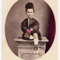 Thomas J. Nevin at his finest: Camille Del Sarte and family 1860s-1870s