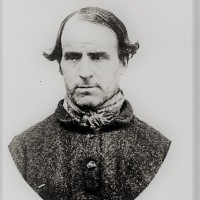 Prisoner John WILLIAMS and his scar 1874