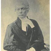 "Captain Goldsmith's ""private friend"" Edward Macdowell 1840s"